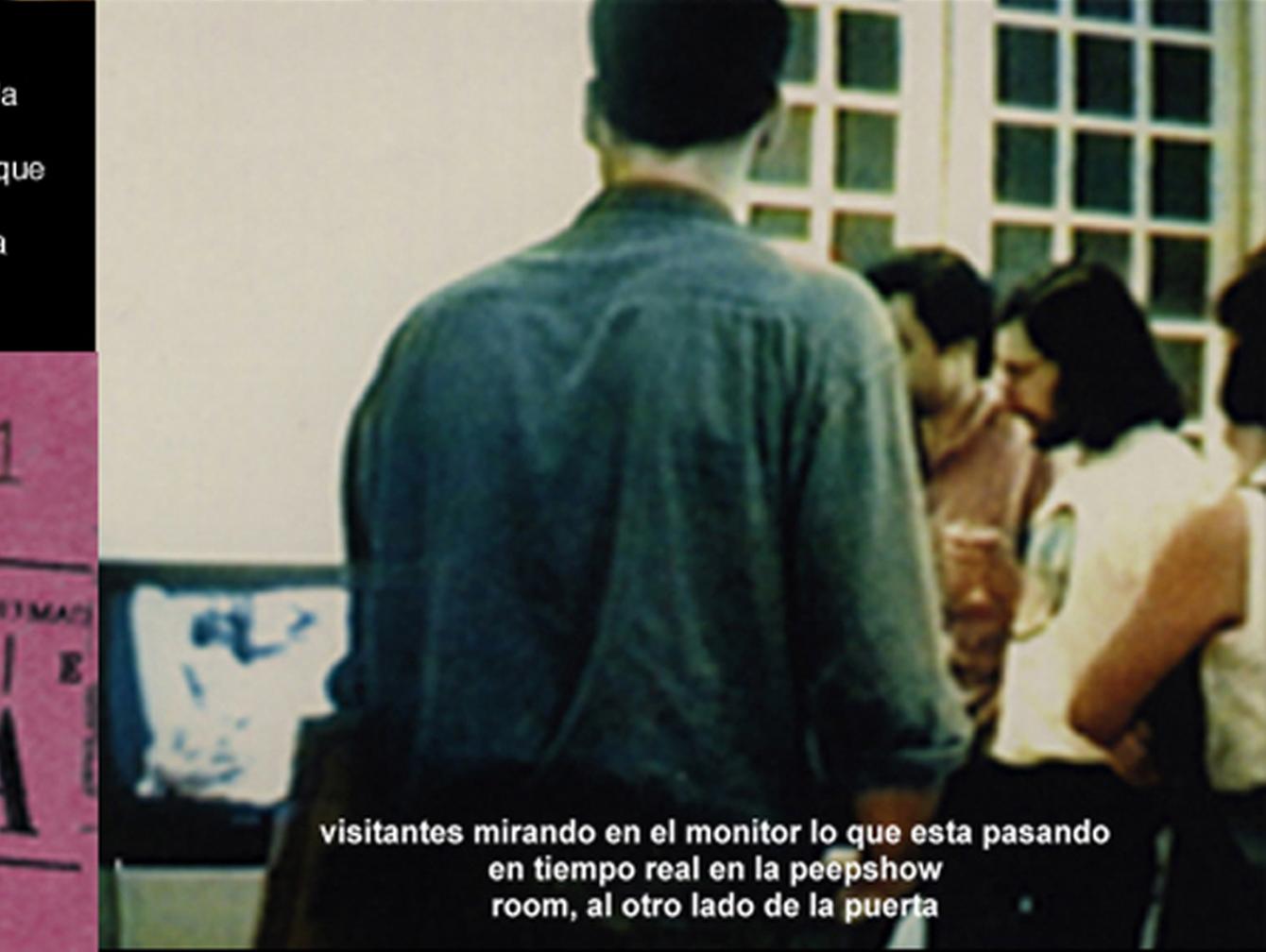 La Cabina Meaning : Concept: public intimacy u2013 jana leo
